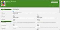 Câmara de Vereadores lança novo site